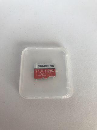 Tarjeta Micro SD SAMSUNG EVO PLUS