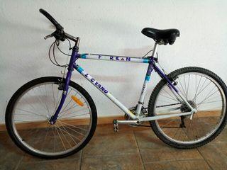 Bicicleta senderismo