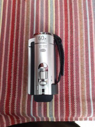 cámara de vídeo y fotos Sony DCR-SX33E