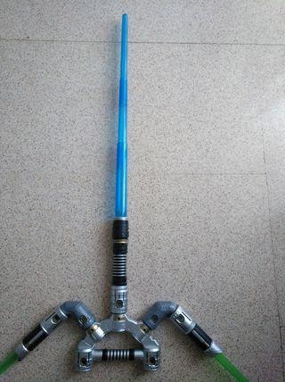 Espada Star Wars impecable estado y calidad