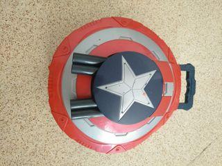 Escudo capitán América nuevo. Tenemos el disfraz