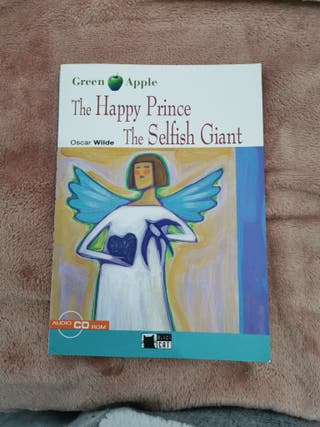 libro The Happy Prince and The Selfish Giant