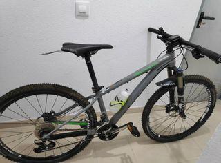 Bicicleta mtb mujer grand canyon al slx fox