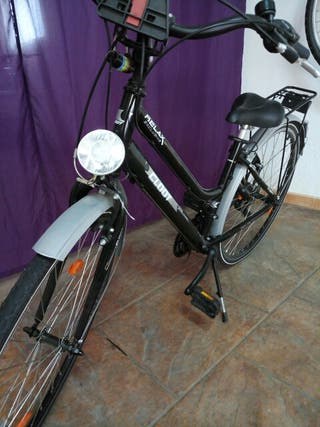 Bicicleta de paseo.