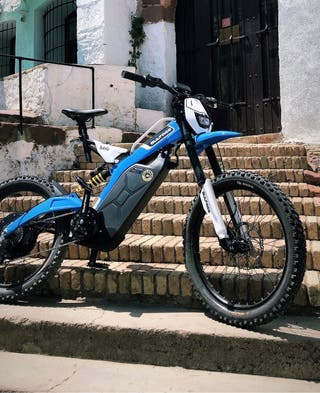 Bultaco Brinco bicicleta eléctrica se financia!!