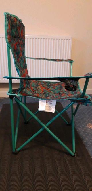 Beach/garden folding chair