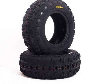 Neumáticos delanteros quad