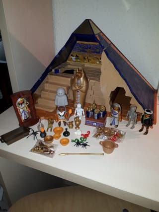 Piramide faraón 5386 Playmobil
