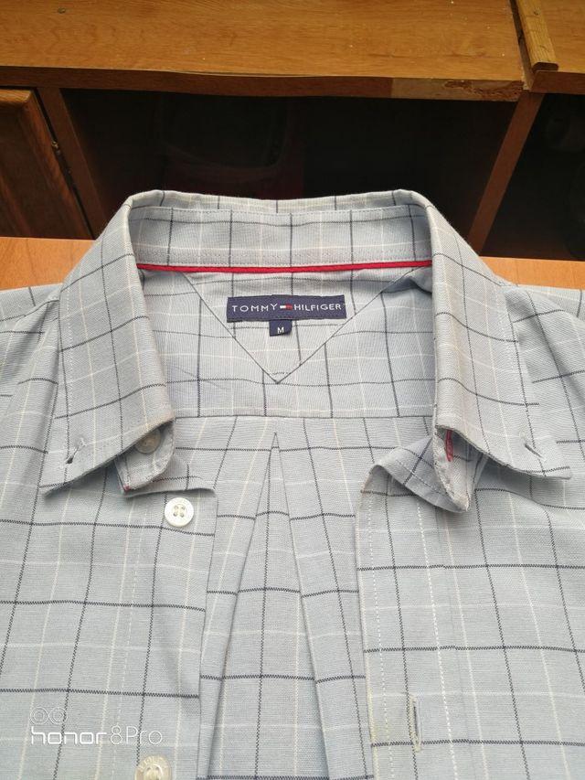 Camisa TOMMY HILFIGER M Hombre perfecta
