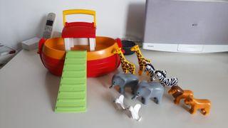 Arca de Noé Playmobil 1 2 3