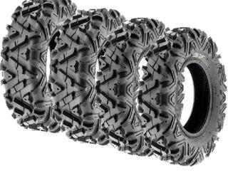 Combo neumáticos atv quad