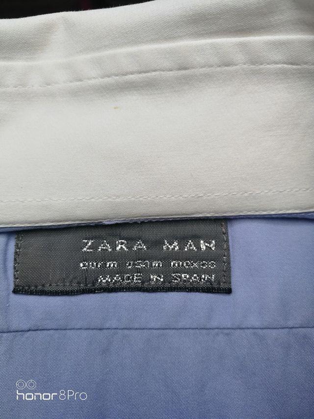 Camisa ZARA Hombre S (44-46)