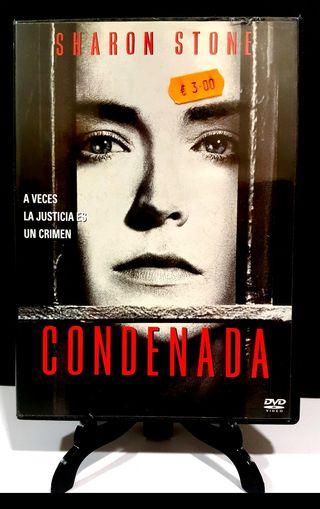 CONDENADA DVD