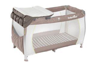 Babymoov Cuna Viaje SilverDream + colchón
