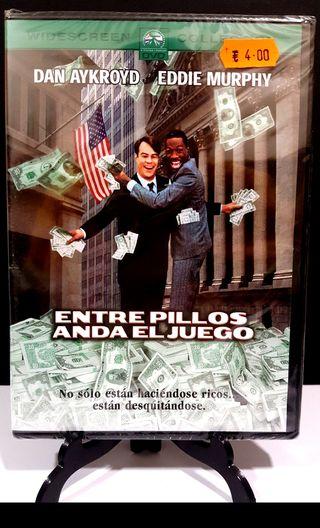 ENTRE PILLOS ANDA EL JUEGO DVD PRECINTADO