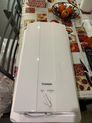 Calentador eléctrico instantáneo
