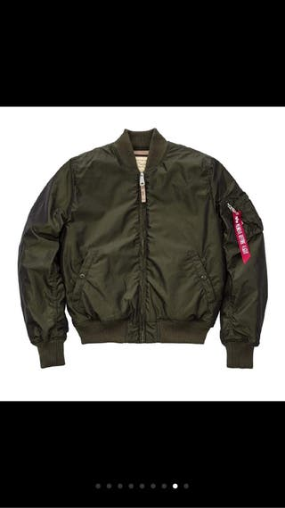 Chaqueta alpha industries