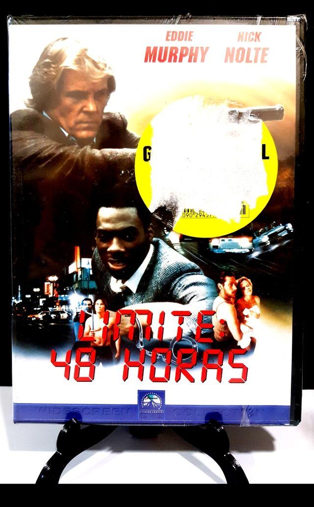 LÍMITE 48 HORAS DVD NUEVO
