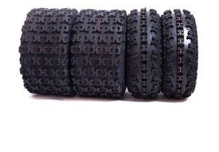 Pack neumáticos quad