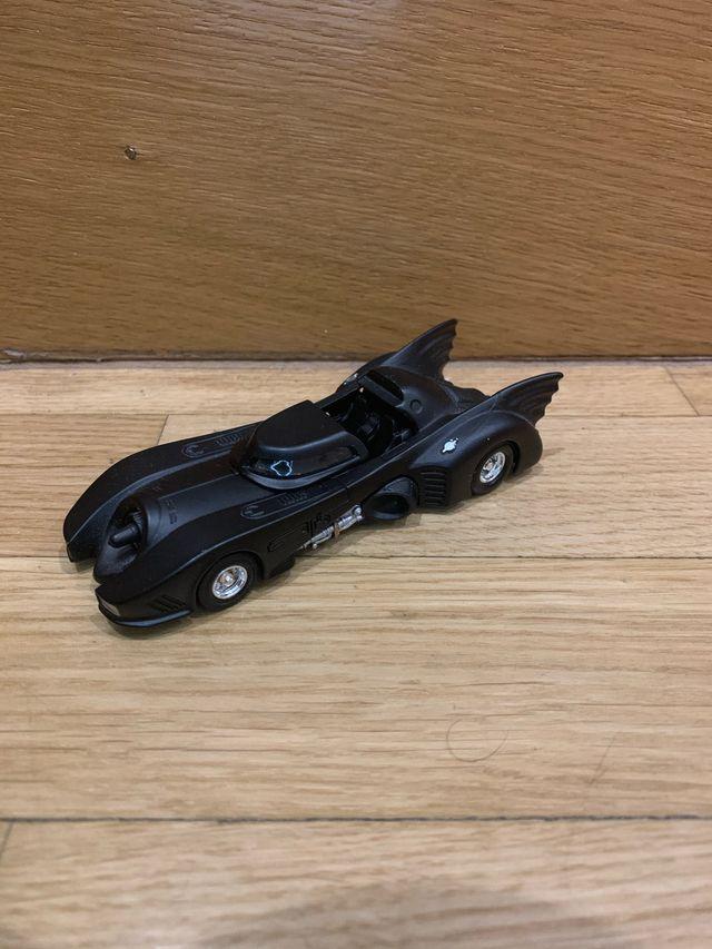 Hot Wheels coche Batman