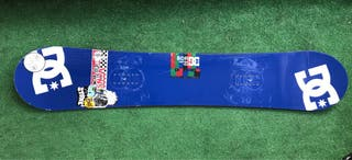 Snowboard DC BDR anti-camber