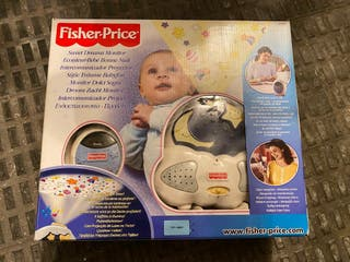 Intercomunicador con proyector Fisher Price