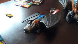 muñecos como entrenar a tu dragón