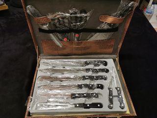 Set de cuchillos Koch Messer