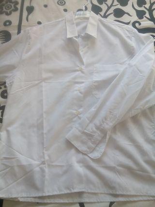 Camisa vestir o uniforme Mujer