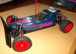 Graupner Traxxas Radicator buggy 1/10 RC
