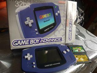 Game Boy Advance 32 bit