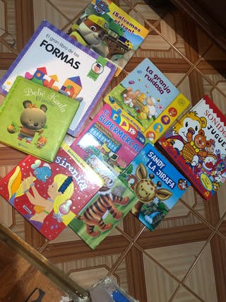 Libros infantiles de 1 a 3 años