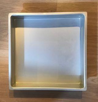Molde reposteria 35x35cm
