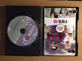 Videojuego FIFA 10 NUEVO