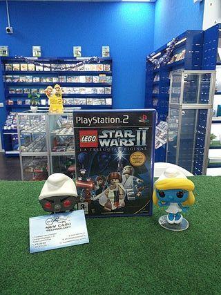 LEGO STAR WARS 2 LA TRILOGIA ORIGINAL