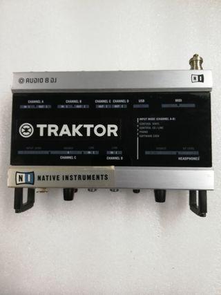 Traktor audio 8
