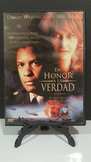 EN HONOR A LA VERDAD DVD