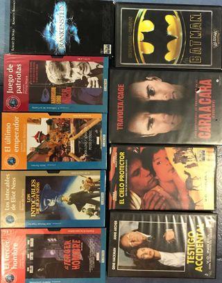 VHS CINE ACCIÓN