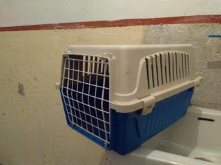 Transportín perro/gato/conejo