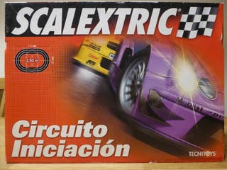 SCALEXTRIC TECNITOYS