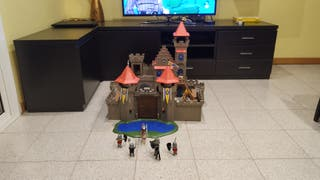 Playmobil castillo medieval imperial