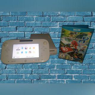 WiiU + Mario Kart 8