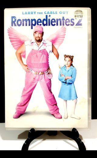 ROMPEDIENTES 2 DVD