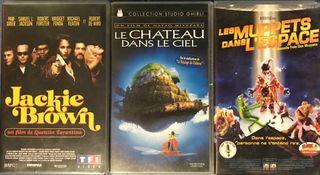VHS EN FRANCÉS