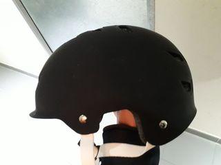 casco adulto para caballo, monopatín...