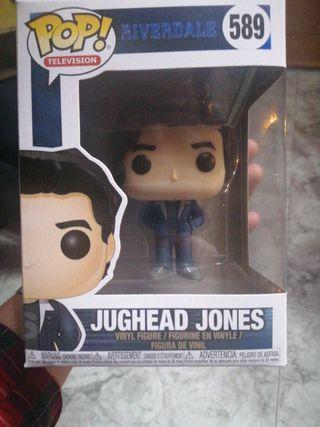 Funko Pop Jughead Jones con chaqueta.