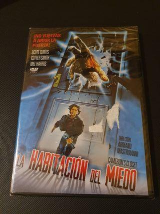 DVD - La Habitación del Miedo