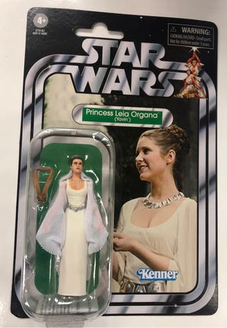 Star Wars vintage collection Leia