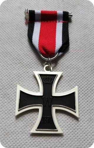 Cruz de hierro Alemania 1870