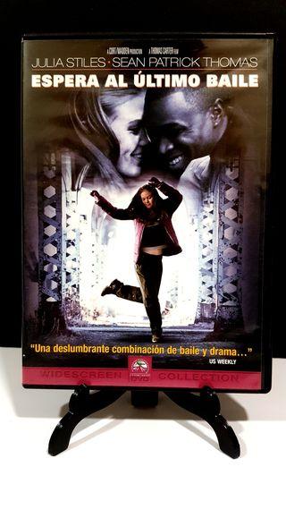 ESPERA EL ÚLTIMO BAILE DVD